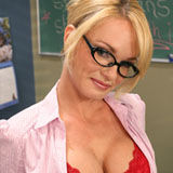 red bra hot teacher